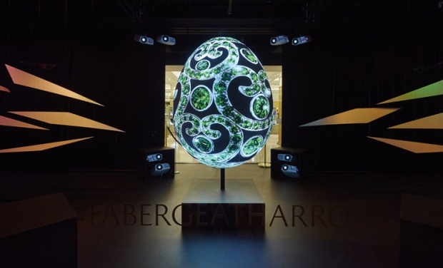 Faberge-interactive-egg-installation-at-harrods