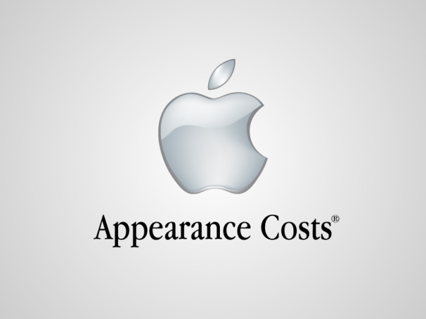 Apple - Appearane Costs