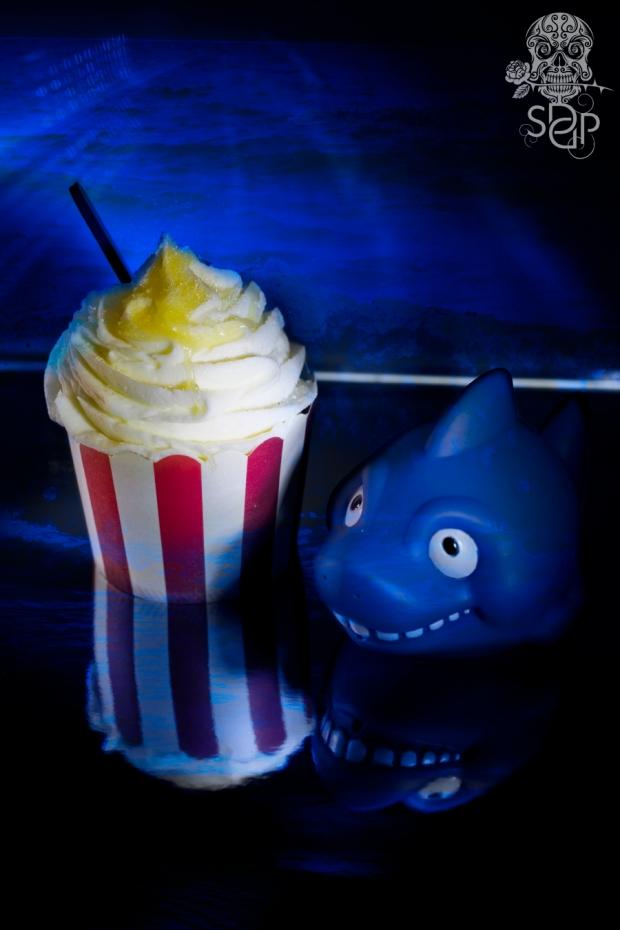 Cupcake Shark grin