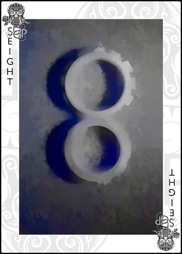 Eight card -1