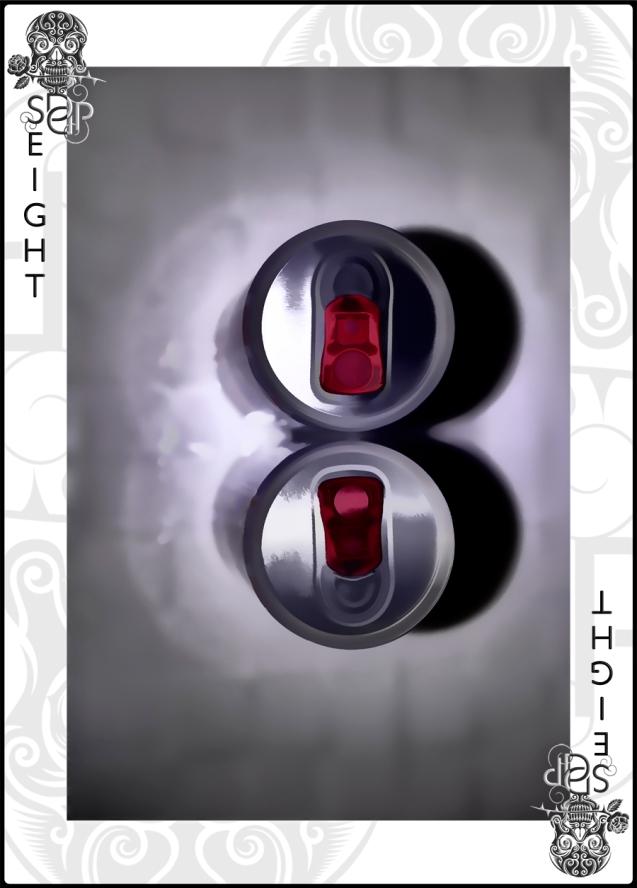 Eight card - 2