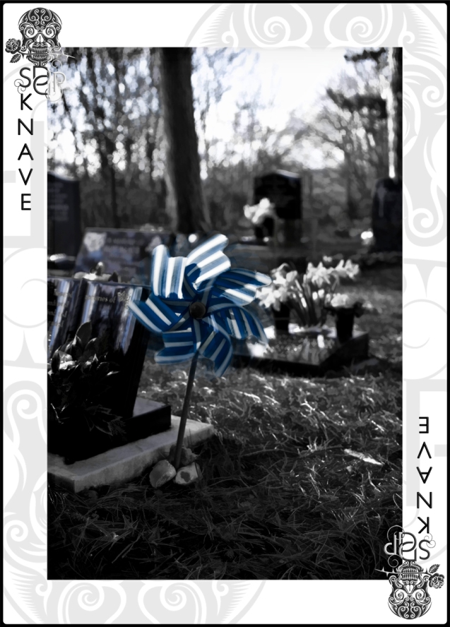 Knave card - fan