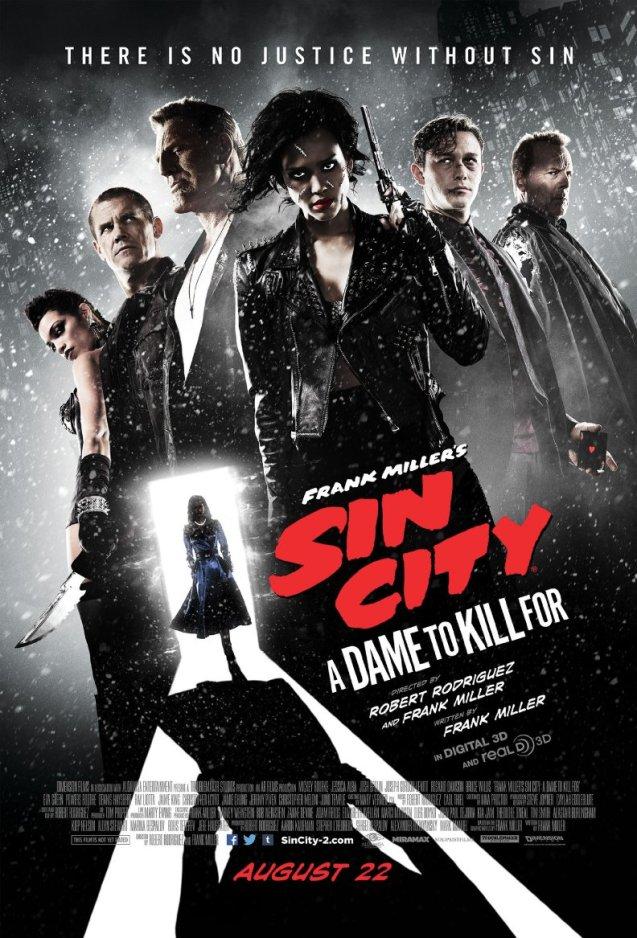 Sin City 2 - poster