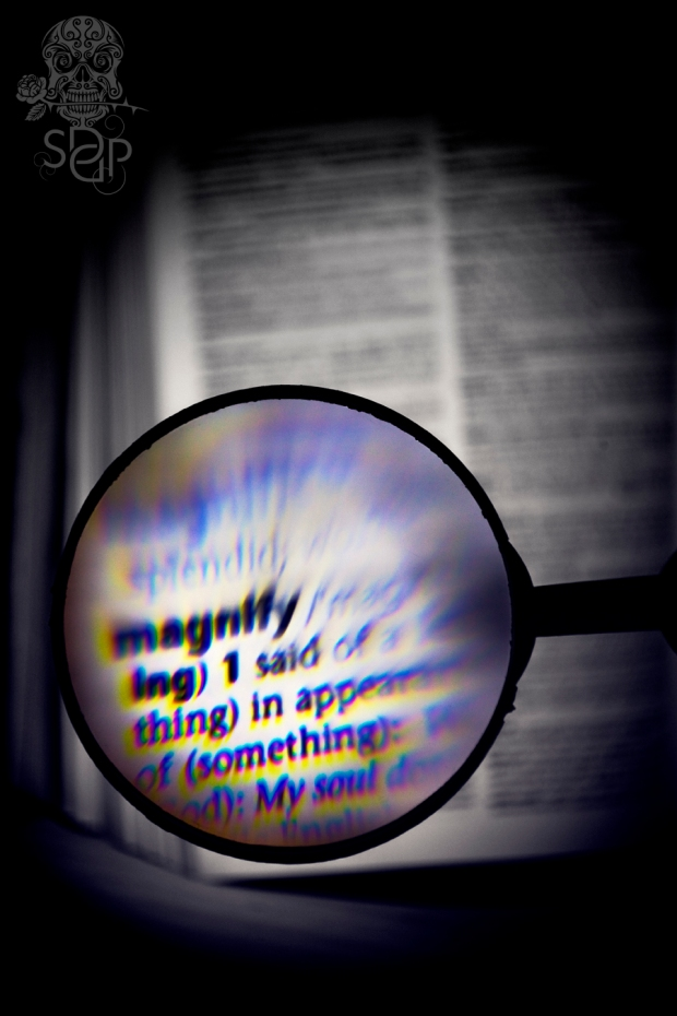 Magnifying Glass - JD
