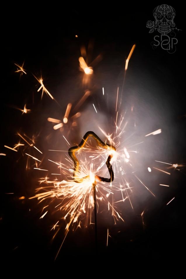 New Year's Sparkler
