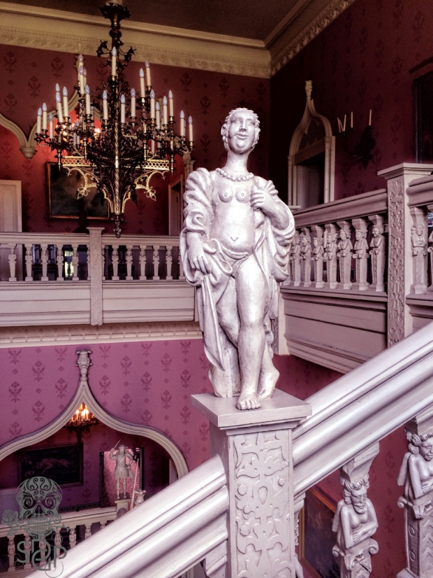 Detail - the Staircase