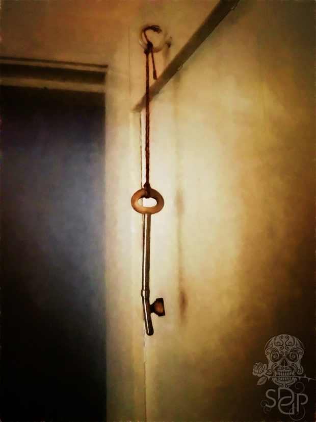 The Hanging Key