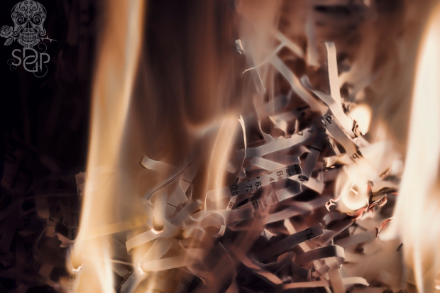paper-burn